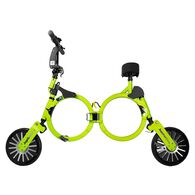 Jupiter Smart Folding Electric Bicycle, Titan Green