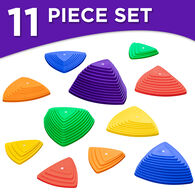 Sunny & Fun Balance Stones 11 Piece Set