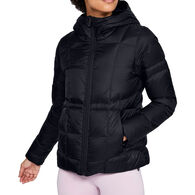 Under Armour Women's Down Hooded Jacket