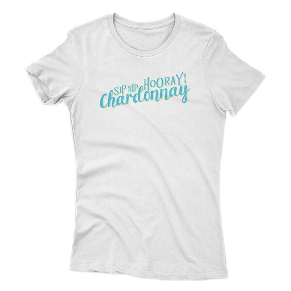 Points North Women's Chardonnay Short-Sleeve Tee