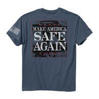 Buck Wear Men's Safe Again Short-Sleeve Tee