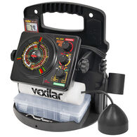 Vexilar PP2012D FL-20 Pro Pack II 12° Ice-Ducer Combo And DD-100