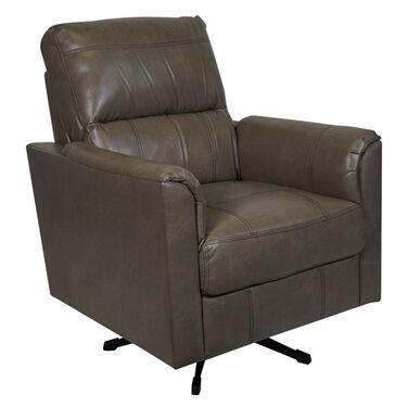 Allure Furniture Swivel Rocker, Montaigne Putty