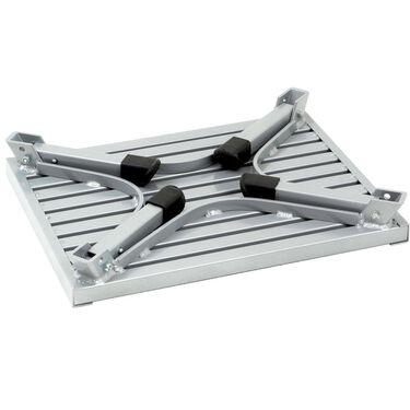 Stromberg Carlson Aluminum Folding Leg Platform Step
