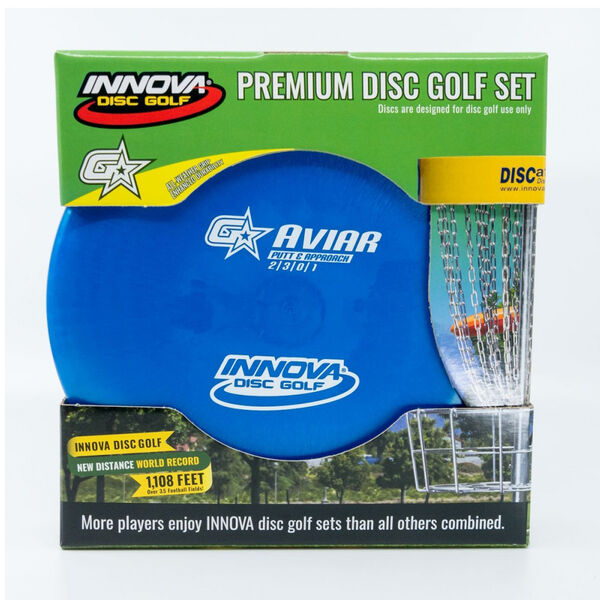 Innova GStar Premium Disc Golf Set, 3-Pk.