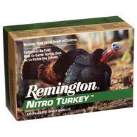 "Remington Nitro Turkey Buffered Loads, 12-ga., 3"", 1-7/8 oz., #4"
