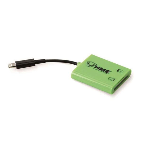 HME SD Card Reader for Apple iOS