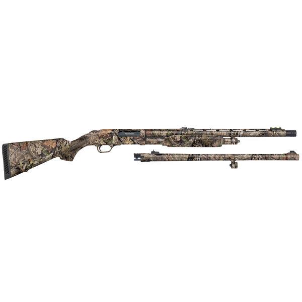 Mossberg 535 ATS Turkey/Deer Shotgun Combo, 12 Ga., Mossy Oak Break-up Country