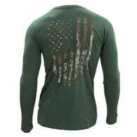 TrueTimber Men's Logo Long-Sleeve Tee
