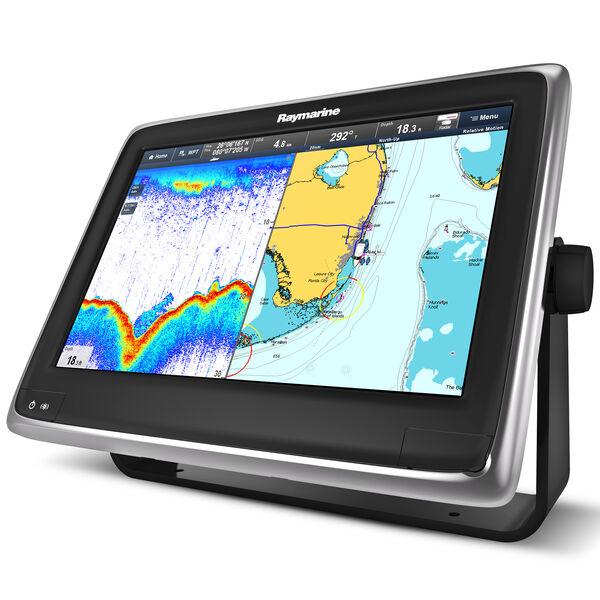 "Raymarine a127 12.1"" MFD With Digital Sonar And US LNC Vector Charts"