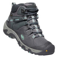KEEN Women's Steens Waterproof Mid Hiking Boot