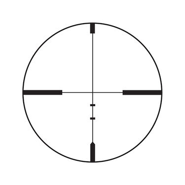 Sightron SIH Series 3-9x40 Riflescope HHR Reticle