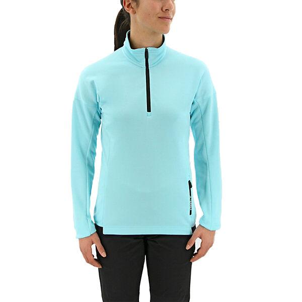 Adidas Women's Terrex Tivid Fleece Half-Zip Pullover