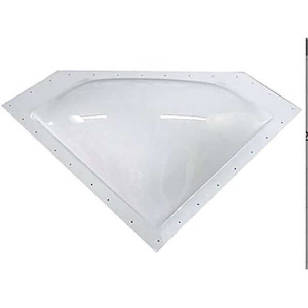 RV Angle Skylight 28x10, Clear