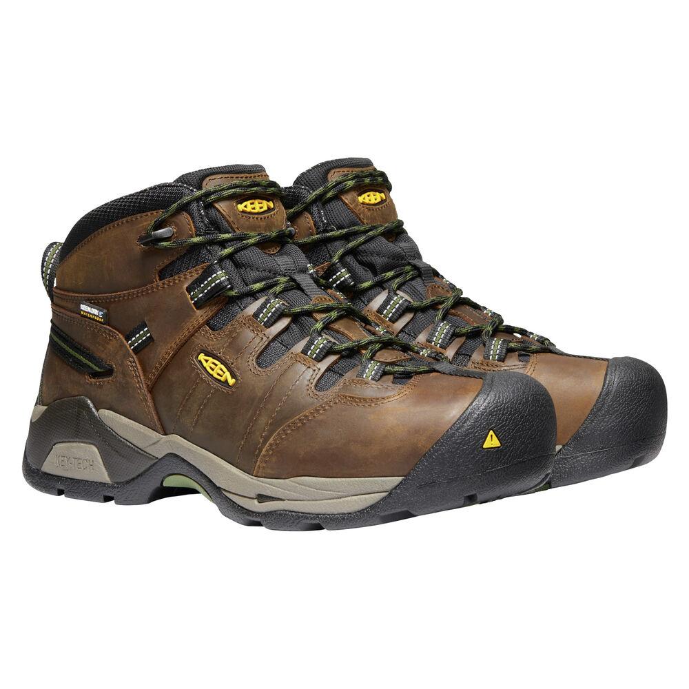 bd705a1d74f Keen Men's Detroit XT Waterproof Work Boot