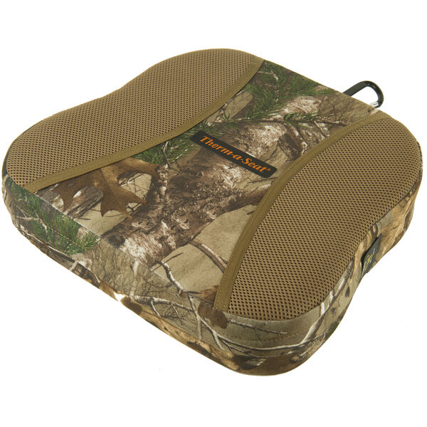 NEP Outdoors Therm-A-Seat, Realtree Xtra, Large