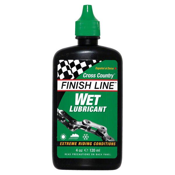 Finish Line Wet Lubricant, 4 oz.