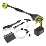 Sun Joe 24-Volt iON+ Power Cleaner Kit