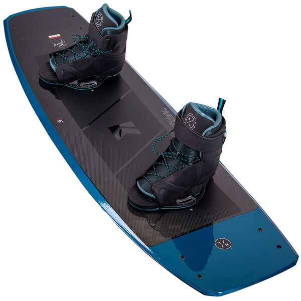 Hyperlite Murray Wakeboard With Session Bindings