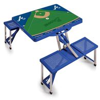 Atlanta Braves Portable Picnic Table