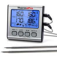 ThermoPro TP17 Dual-Probe Digital Meat Thermometer
