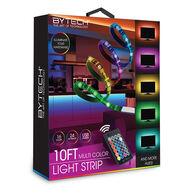 Bytech 10' Multi-Color LED Light Strip