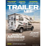 Trailer Life Magazine, 1-Year Subscription, Good Sam Members Only