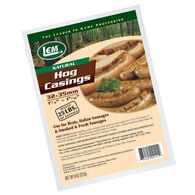 LEM Natural Hog Casings, 8-Oz. Bag