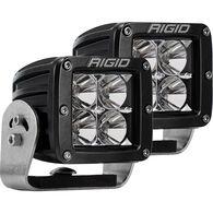 D-Series PRO - Flood LED - Pair - Black