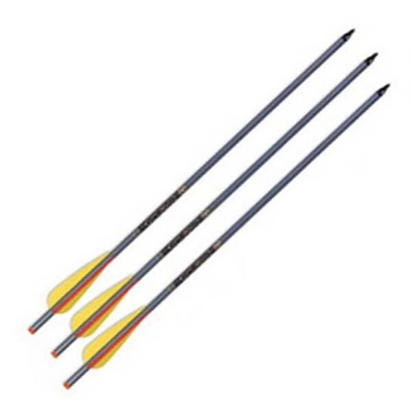 "TenPoint Superbrite XX75 20"" Aluminum Crossbow Arrows, Pack of 3"