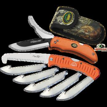 Outdoor Edge Razor-Pro Combo Saw & Folding Knife