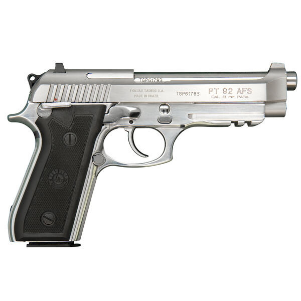 Taurus PT 92 Handgun, Stainless Steel