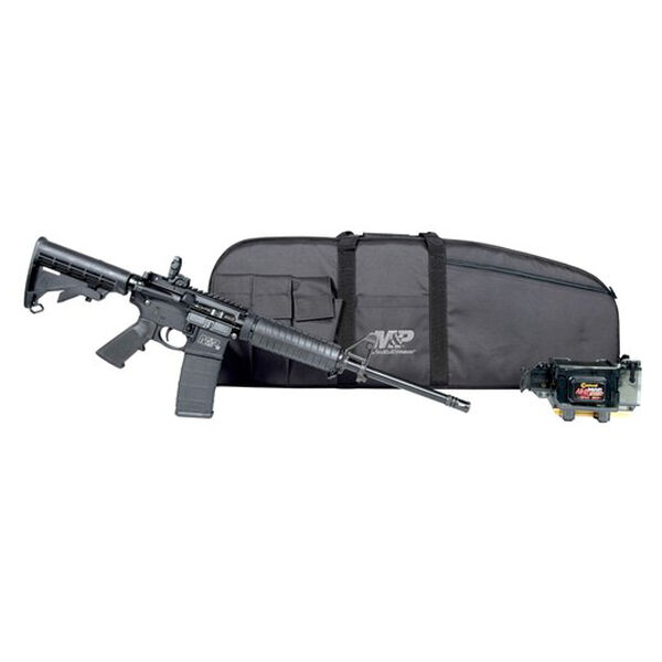 Smith & Wesson M&P15 Sport II Promo Kit, .223 Rem./5.56 NATO