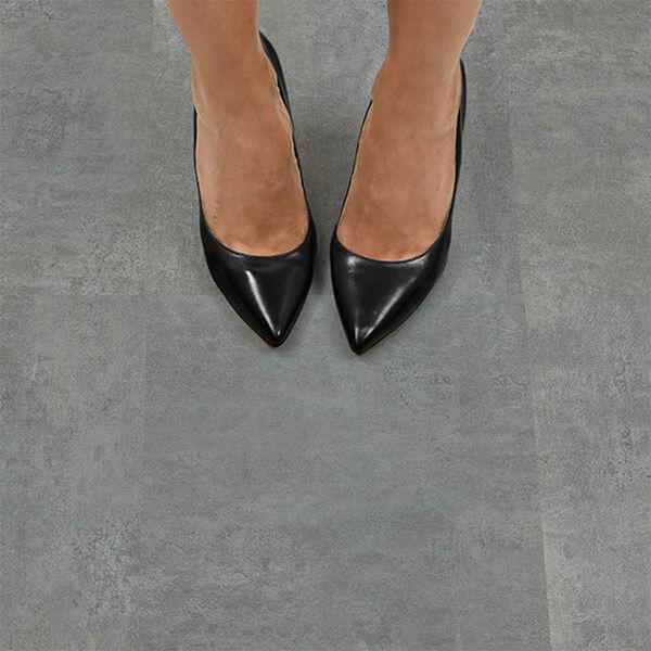 FloorPops Tundra Peel-and-Stick Floor Tiles