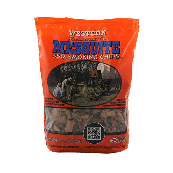 Cowboy Mesquite Wood Chips