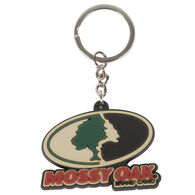 Mossy Oak Logo Keychain