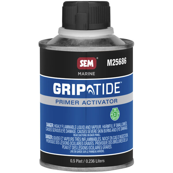 SEM Marine GripTide Primer Activator, half pint