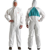 3M Polypropylene Coverall With Hood