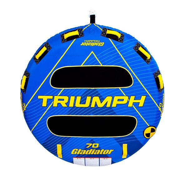 Gladiator Triumph 2-Person Towable Tube