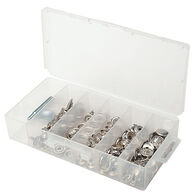 Overton's 101-Piece Canvas Fastener Kit