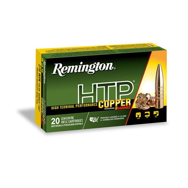Remington HTP Copper Ammunition, 7mm Rem Mag, 140-Grain
