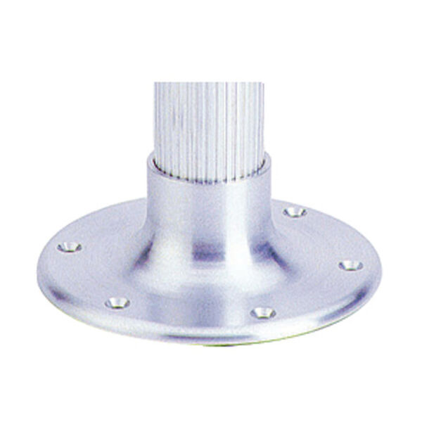 EEz-In Stowable Table Pedestal For Smaller Boats, Surface Mount Socket Base