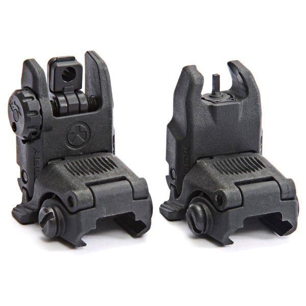 Magpul MBUS Back-Up Gen 2 Front Sight, Black