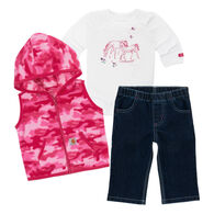 Carhartt Child's Horse Friends Three-Piece Set