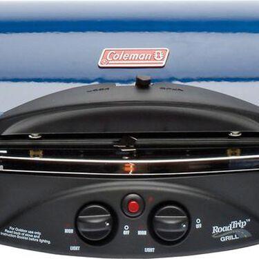 Coleman RoadTrip Classic Grill, Blue