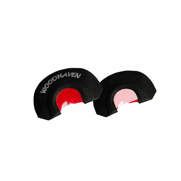 WoodHaven RED Ninja Half Venom Diaphragm Call