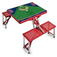 Boston Red Sox Portable Picnic Table