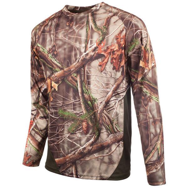 Huntworth Men's Lightweight Long-Sleeve Shirt