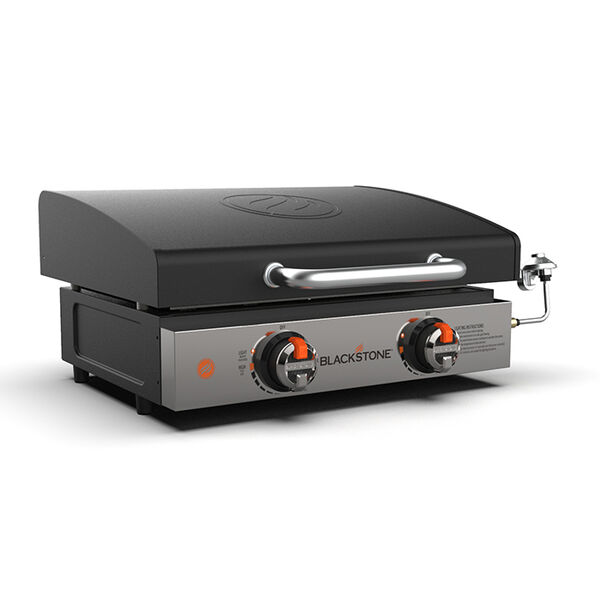 """Blackstone 22"""" Tabletop Griddle with Hood"""