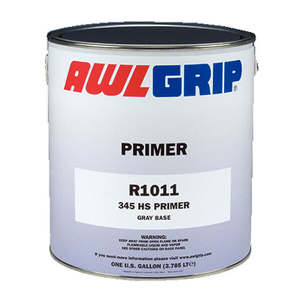 Awlgrip Awlspar 345 Gray Base Primer, Gallon